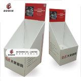 Gewölbtes Papier-Bildschirmanzeige/Förderung-Pappladeplatten-Bildschirmanzeige