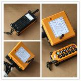 Md Electric Chain Hoist를 위한 8개의 채널 통신로 Industrial Wireless Radio Remote Controls