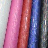 Elastisches PU-Leder für Beutel der Frauen, synthetisches PU-Leder