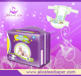 Couches-culottes de tissu de bébé de Papoose (ALSAA)