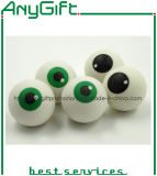 Customized Color Logo를 가진 3D Ball Rubber Eraser