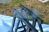 6mm/8mm/10mm/12mm Desk/thé/café/ Meubles de salle à manger Plateaux de table le couvercle en verre trempé
