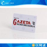 スマートな支払のためのカスタマイズされた印刷RFID PVC IDのカード