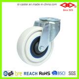 Roulette pivotante à roulement à boulon (G161-51E125X36S)