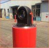 Cilindro hidráulico telescópico para o descarregador