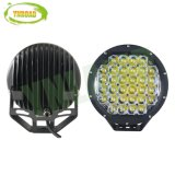 Luz Offroad preta redonda do trabalho de direção do diodo emissor de luz 4WD de 8inch 160W