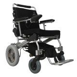 障害がある折りたたみの電動車椅子力の車椅子
