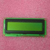 Va de 16X2 del módulo de cristal líquido con retroiluminación LED verde