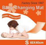 Pista de la orina del bebé del absorbente los 60*40cm del OEM