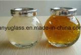 Vaso di vetro vuoto poco costoso di memoria dell'ape del miele da vendere