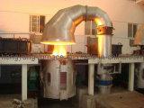 Rapidamente forno di fusione di induzione per alluminio