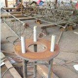 Gebildet in Winkel-Stahl-Aufsatz der China-10-80m mit Beinen versehenem Kommunikations-4