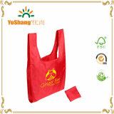 方法ショッピングおよび昇進のための折るナイロン買物車袋
