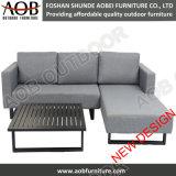Tissu de meubles de jardin en plein air salon un canapé-Set