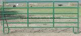 Порошок покрывая панель скотного двора фермы зеленого цвета