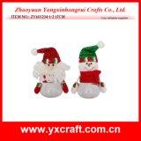 Украшение опарника конфеты опарника рождества украшения рождества (ZY15Y109-1-2)