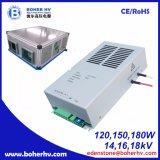 Alimentazione elettrica ad alta tensione del purificatore 100W dell'aria con tecnologia BRITANNICA CF04B