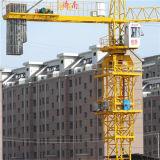 Qtz série 6t grue à tour de la Chine avec la CE d'alimentation