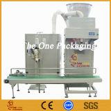 De halfautomatische Machine van de Verpakking van de Zak voor Poeder/Wegende Machine