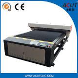 Découpage de feuille acrylique de laser et machine de gravure/machine en bois de laser