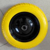 チンタオで製造されたPUの泡のタイヤ