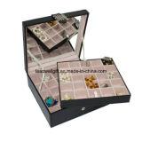 Cufflinks коробки ювелирных изделий или коробка коробки подарка собраний упаковывая