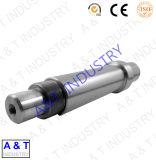 Pièces de tournage en acier inoxydable / laiton / aluminium personnalisées CNC