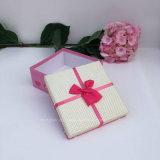 Шикарная коробка подарка/коробка подарка бумаги бумажной коробки с узлом