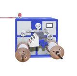 Extrudeuse de fabrication de fibre optique fortement mise en mémoire tampon chaude de PVC de machine de vente