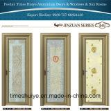 Ästhetische Innenbadezimmer-Tür-Dusche-Tür-guter Lieferant