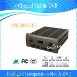 Dahua 4 채널 이동할 수 있는 디지털 비디오 녹화기 (DVR0404ME-HE)