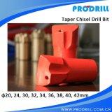 Cinzel Bits para trabalho de perfuração de rocha (1.5Inch)