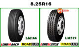 Alta qualidade 8.25r16 chinês 825r16 Tire Manufacturer