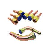 Connecteur hydraulique de pipe d'embout de durites d'acier inoxydable de constructeur