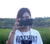 Ângulo largo da fonte, Telephoto e lentes de Fisheye macro 6 em 1 caixa de lente universal da câmera do telefone móvel para iPhone7/7plus
