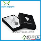 Boîte à chemise en papier personnalisée en usine avec impression de logo