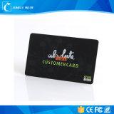 Fabricante de atacado a adesão à RFID inteligentes Cartão de PVC para Hotel