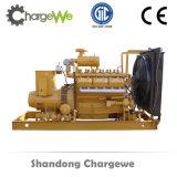 300KW de puissance moteur à gaz de méthane silencieux de biogaz de la canopée DE GROUPE ÉLECTROGÈNE générateur électrique