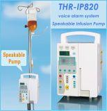 Thr-IP820 Vendas quente! ! ! Bomba de Infusão volumétrica Speakable