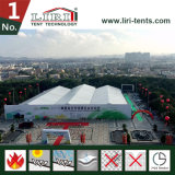 展覧会の博覧会のための大きく高い高さのテントの玄関ひさしの構造