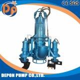 Bomba submersa de draga de sucção submersível de mineração com longo tempo de trabalho