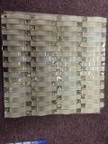 3D Glass Mosaic Tile per Wall