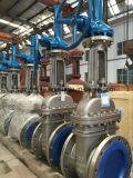 """API600 Klep de uit gegoten staal van de Poort Class150 van het Roestvrij staal Dn100 (z41w-150lb-4 """")"""