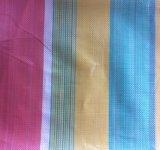 Drei Farbe gesponnener PolyTarpaulian Deckel