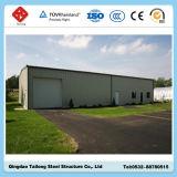 Stahlkonstruktion-Entwurfs-Geflügelfarm-Halle