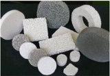 주조 Cast Silicon Carbide 또는 Alumina/Zirconia Ceramic Foam Filter