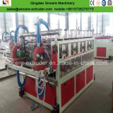 Machine d'expulsion d'extrudeuse de panneau de descripteurs de construction de PVC WPC