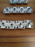 Cnc-Teil, CNC, der CNC-Teile maschinell bearbeitet