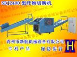 Schwamm-Faser-Ausschnitt-Maschinen-Faser-Tausendstel Sbj800