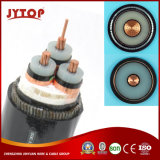 Power Cable with Copper Conductor XLPE Insulation